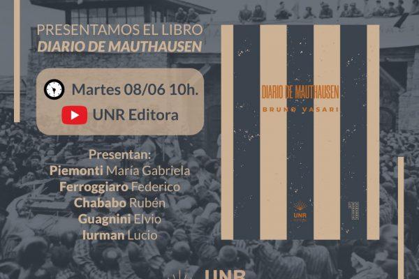 Presentación del libro: DIARIO DE MAUTHAUSEN